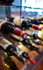 rangement bouteille cave à vin